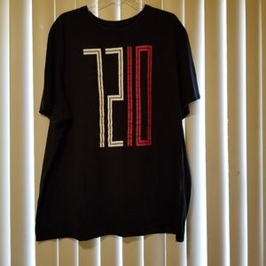Michael Jordan Black 7210 Graphic T-Shirt  4 XL